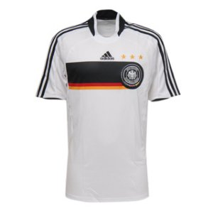 Adidas Germany home jersey euro-2008