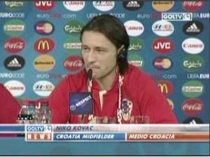 Croatia Niko kovac interview vs Turkey