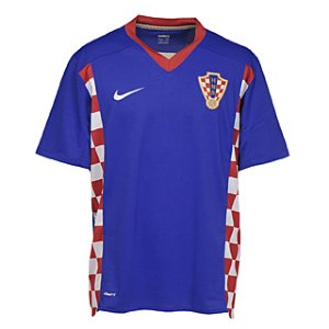 nike Croatia away jersey euro-2008