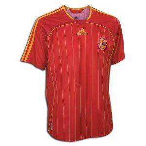 spain euro-2008 jersey