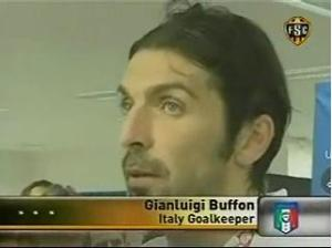 Buffon press Conference