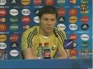 Xavi Alonso Press Conference