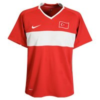 Turkey jersey euro-2008